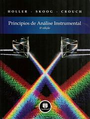 Princpios de anlise instrumental (Biblioteca IFSP SBV) Tags: instrumental analise