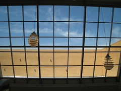 AMC Theater (Photographing Travis) Tags: amc movietheater vallcomall shoppingcenter movie theater cupertino building skylight lighting southbay sanjose 2007