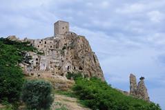 Craco - Basilicata (NIKOZAR (Nicola Zaratta)) Tags: basilicata rocce paesaggio lucania archeologia ruderi abbandono craco nikond90