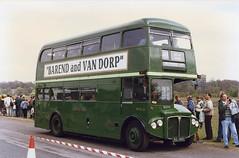 London&Country-RMA16-KGJ614D-Brooklands-060497iia (Michael Wadman) Tags: bea routemaster brooklands londoncountry britisheuropeanairways kgj614d rma16