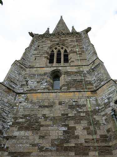 14th-century tower