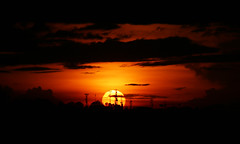 Sun of June (HIADA) Tags: sunset sky sun canon atardecer colombia manizales sunsets sunny negative atardeceres silueta caldas 70d hiada fabricaatardeceres