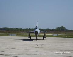 Balalaika (nemanjaivanovic29) Tags: flying aircraft serbia airforce mig21 batajnica