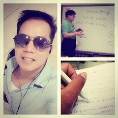 #日本語を勉強する。 #วันนี้เป็นนักเรียนอีกแว้วววว
