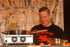 The cook. (JSFotografie) Tags: hot dutch chili eindhoven hamburger fest scoville klokgebouw dutchchilifest