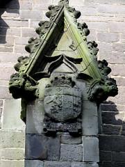 St Mark Worsley. Outside of Ellesmere Chapel (Fiona Moate) Tags: salford georgegilbertscott victorianchurch earlofellesmere stmarkworsley
