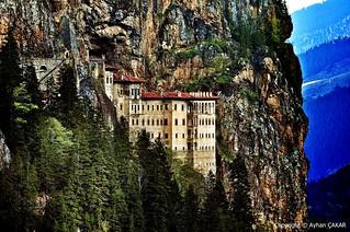 All Holy Sumela Monastery Trabzon