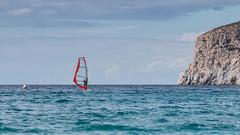 win surf.jpg (Ruiz Molina) Tags: mar cielo tormenta deporte otoño