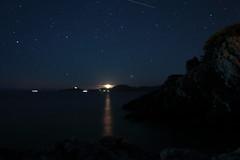 sipan notte stelle (alessandro.piastra) Tags: agosto croazia notte stelle 2015 cadente sipan