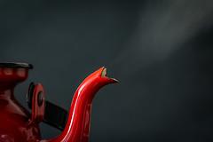 Lättare än luft (MagnusBengtsson) Tags: steam pot panna latt kaffekanna ånga fotosondag fs150920