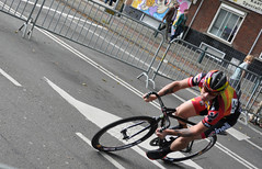 another fast fish (xiffy) Tags: fish rotterdam fixed fixedgear criterium cinelli vvb bergselaan fixedcrit rotjerond