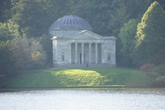 The Pantheon (Temple of Hercules), Stourhead Gardens, Stourton, near Mere, Wiltshire (Alwyn Ladell) Tags: stourhead wiltshire nationaltrust mere stourton thepantheon templeofhercules stourheadgardens ba126qf