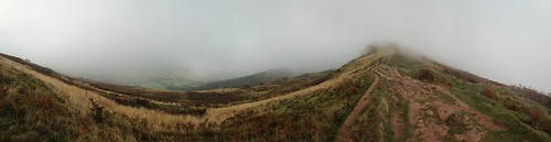 Misty Mountain Panoramic