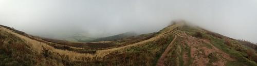 Misty Mountain Panoramic