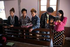 Lashio, Burma - 2013