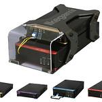 映像パケット化多重光伝送装置の写真