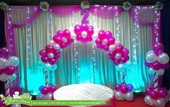 Birthday Decoration (greengrassjaffna) Tags: lunch buffet dinner function hall green grass grand palace wedding birthday party conference concert auditorium marriage reception engagement mandapam manavarai dj dance floor celebration decoration design get together