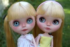 Almond Doll Eyes for Samedi Marches