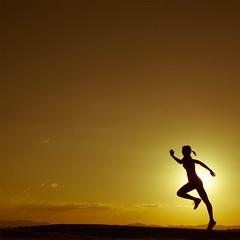 Corriendo hasta el Atardecer-2R (migajiro) Tags: sunset atardecer sony running alpha corriendo migajiro flickrsilver flickrgold ltytr1 flickrbronze