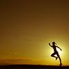 Corriendo hasta el Atardecer-2R (migajiro) Tags: migajiro sony alpha running corriendo atardecer sunset flickrbronze flickrsilver flickrgold ltytr1 retoquincenal