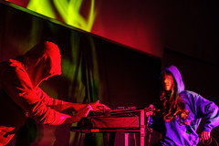 FESG: ArtScience Lates - Gazelle Twin and Yazuru Maeda