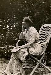 Christabel Pankhurst, c.1913.