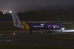 G-JEDR (scot_w_9) Tags: nightphotography scotland aviation luftfahrt egph edinburghairport gjedr luchtvaart luftfart