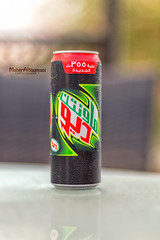 Mountain Dew (mahernaamani) Tags: mountain blur cold detail green ice canon drink outdoor details 85mm mountaindew dew freeze oman muscat عمان ديو مسقط canon85mm كانون canon6d قوطي ماونتن كانوني