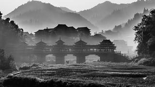 程陽風雨橋 Chéng Yáng Fēng Yǔ Qiáo