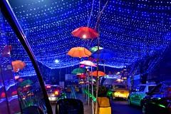 Kolkata City Streets at Diwali Night (pallab seth) Tags: nightphotography india streets festival night religious lights nightshot religion decoration culture nightlight hindu hinduism kolkata bengal festivaloflights cityatnight deepavali happydiwali dewali kalipuja