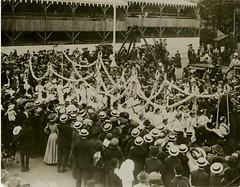 The Coronation Procession, 1911.