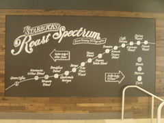 How roasted are you? (CTRoads) Tags: coffee roast starbucks chalkboard blackboard