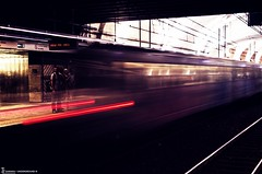 Vida en el Metro - Rome, Italy (Zamana Underground) Tags: italy rome roma underground italia metro subterraneo