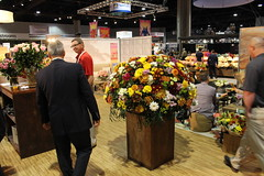Floral Pavilion Brightens PMA Fresh Summit 2015 (Produce Marketing Association) Tags: flowers atlanta floral marketing expo fresh exposition pavilion produce pma association 2015 freshsummit