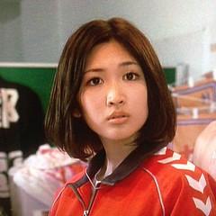 サエコ(紗栄子に改名するちょい前)この映画公開が2008年3月。ダルビッシュとの子供を産んだのと同じ月。2007年にダルビッシュと入籍。撮影時期もそのころだから、この感じのサエコとダルビッシュは付き合ってたことになる。こんな顔だったのか…。 #jdgmovie