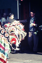 2-5-1968- Chinese New Year- Los Angeles (5) (foundslides) Tags: irmalouiserudd kodachrome slide slides kodak vintage old photo photos pix pictures retro 1960s 1950s los angeles oldla foundslides color colour shot shots chinatown downtown civiccenter oldphotos johnrudd analog slidecollection irmarudd