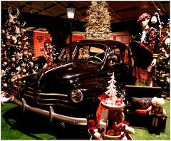 Renault 4CV DSCI8519 (aad.born) Tags: christmas xmas weihnachten navidad noel  tuin engel nol natale  kerstmis kerstboom kerst boi kerststal  kribbe versiering kerstshow  kerstversiering kerstballen kersfees kerstdecoratie tuincentrum kerstengel  attributen kerstkind kerstgroep aadborn nativitatis
