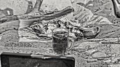 #bw     . . #   @x3abrr . . . . . #instatea #_ # # #_ # # # # # #sony # # # # # #_  # # # # # #fire #tea # #saudi # #  @x3abrr (photography AbdullahAlSaeed) Tags: bw fire tea sony saudi                    instatea