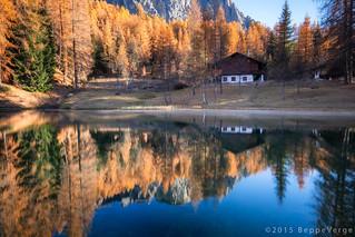 Lago Scin - Dolomiti