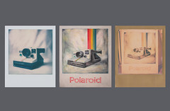 project (polaroid.nawan) Tags: art film netherlands analog project painting polaroid photo canvas instant 1000 ip landcamera impossibleproject