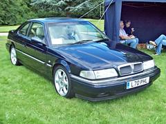 226 Rover 820 Vitesse (R17 Facelift) (1998) (robertknight16) Tags: honda rover british 1990s 820 shugborough vitesse bl r17 canley l70phl