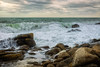 High seas and an incoming tide ( Explored )