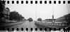 2016-05 - 056SR/059SR - DSC_0041 (sarajoelsson) Tags: sprocketrocket blackandwhite bw panorama panoramic sprocketholes digitizedwithdslr toycamera ilford 135 35mm 2016 hp5 monochrome plasticlens everydaylife filmphotography filmisnotdead believeinfilm filmshooter film wideangle lomography lomo may madrid spain city urban xtol teamframkallning bnw svartvitt blackwhite spring springtime