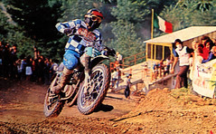 Angiolini Alberto (motocross anni 70) Tags: albertoangiolini motocross motocrosspiemonteseanni70 1973 250 pievediteco maico
