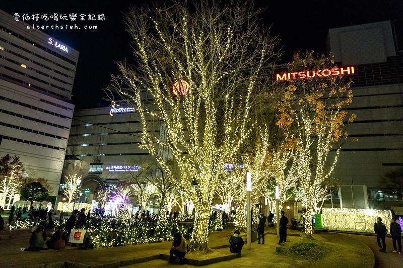 九州聖誕.警固公園