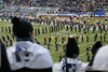 We Love Your Rhapsody in Blue & Gold #PinstripeBowl Pregame Show, @PittBand! (Daniel M. Reck) Tags: northwestern northwesternuniversity b1gcats marchingband band music education students chicago evanston illinois numb