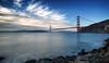 Finally... (K.R. Watson Photography) Tags: golden gate bridge san francisco california landscape bay