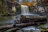 Minneopa Falls (Paul Domsten) Tags: minneopafalls mankato landscape water waterfall serene stream river pentax sigma minnesota trees rocks