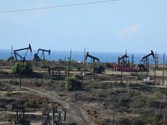 Oil Field (Kelson) Tags: losangeles hahnpark kennethhahnstaterecreationarea california oilfield oilpumps