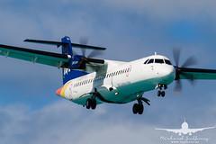 LIAT ATR 72-600_AS5J2274 (RJJPhotography) Tags: sxm tncm princessjulianainternationalairport saintmaarten caribbean